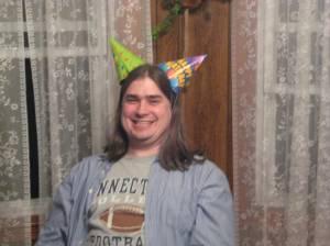 Channeling the festive birthday spirit
