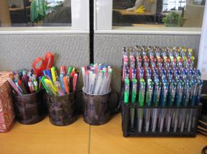 Need a writing implement?