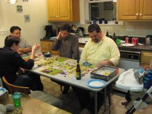 Alternate kitchen layout for Agricola