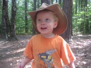 Howdy howdy howdy. I'm a cowboy.