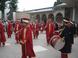 Historical Turkish Band