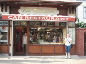 Possibly the best food in Istanbul