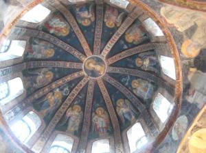 The Church of Chora - mosaics & frescoes