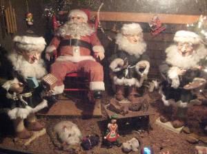 Sorry kids, Santa had a stroke
