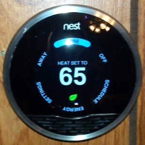 My thermostat passes moral judgments on me