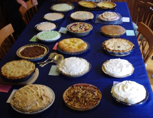 This was still not all the pies