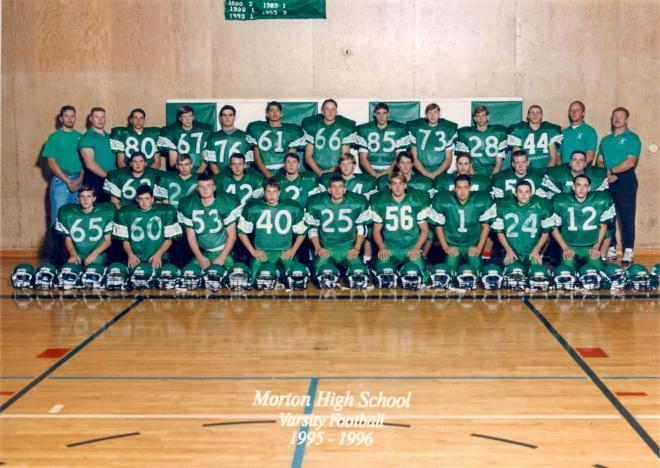 Morton Husky football my sr. year, shamelessly stolen from Facebook