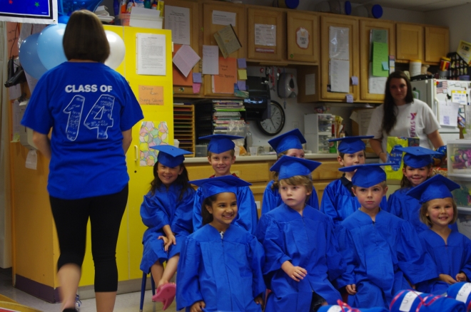 Stoneham YMCA Preschool Class of 2014
