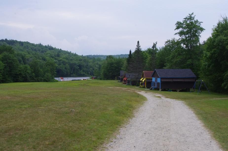Classic summer camp.