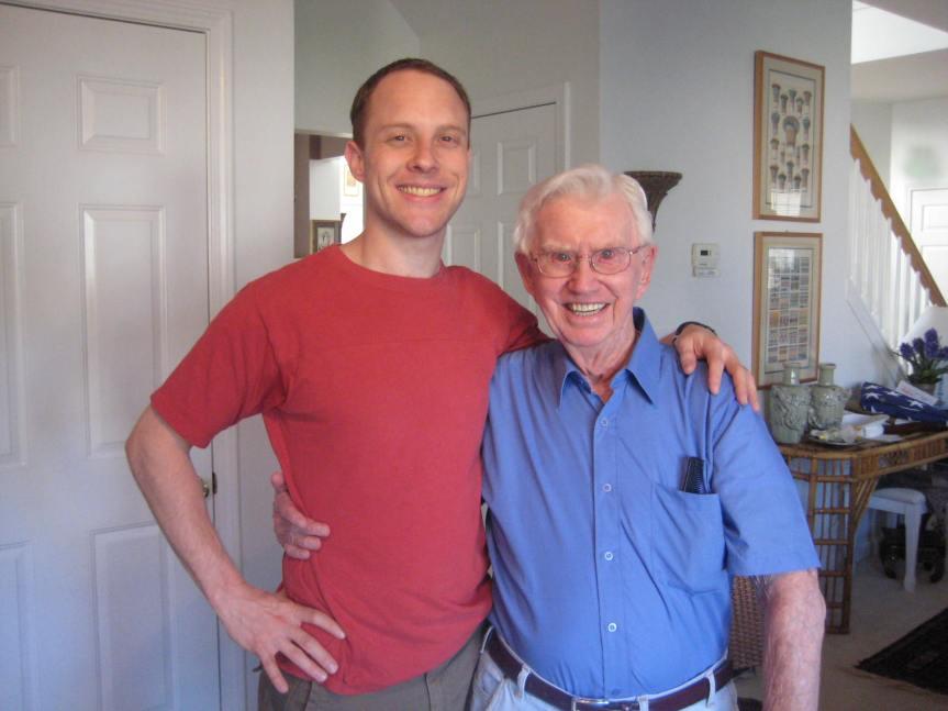John and his grandson
