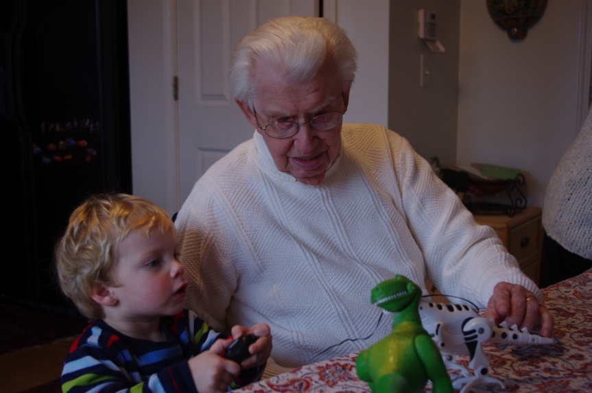 Great Gramps and Thane