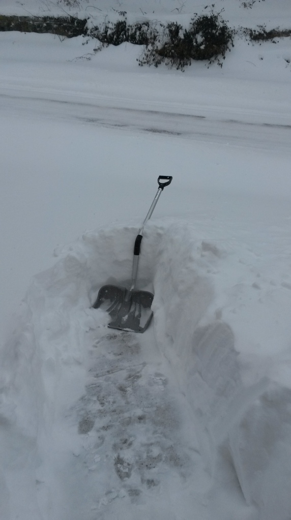 Snowstorms make getting to your neighbors a logistical exercise.