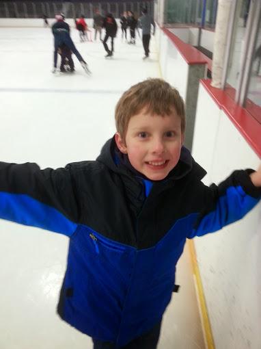 Thane skating