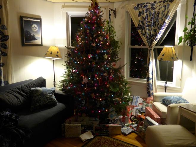 This Christmas Tree hides a DARK SECRET