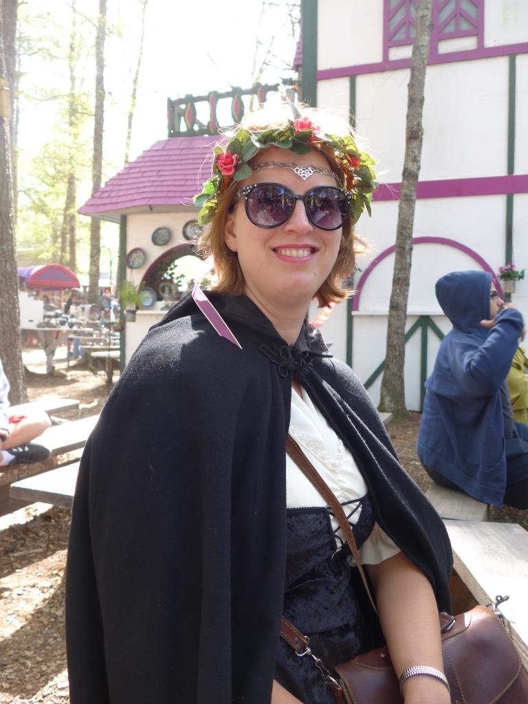 Brenda Flynn - ahistorical wench
