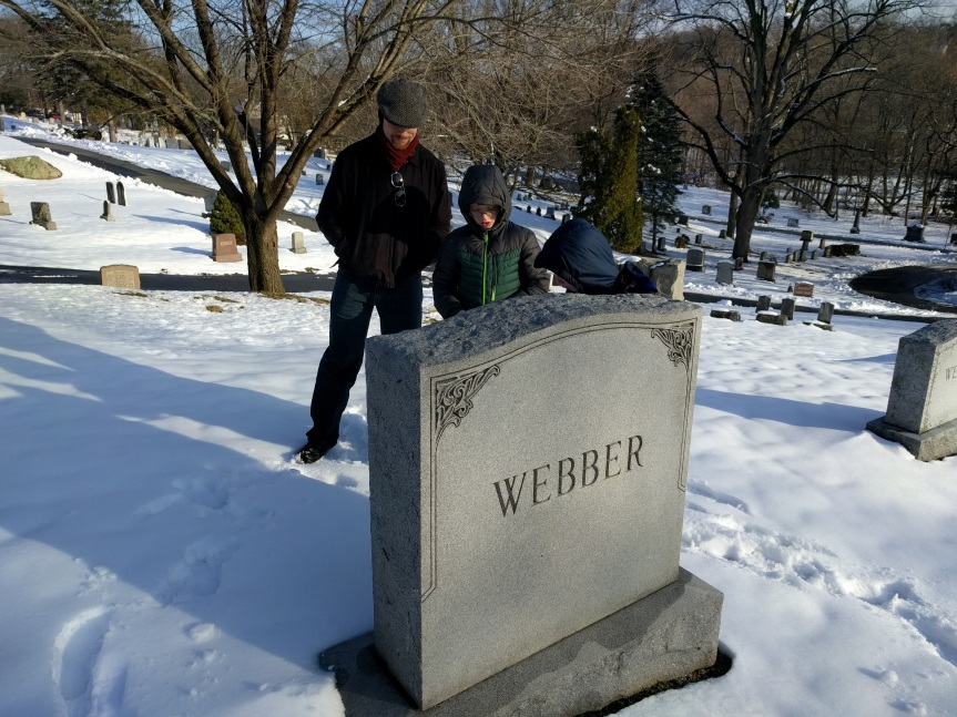 Does that say Webber?