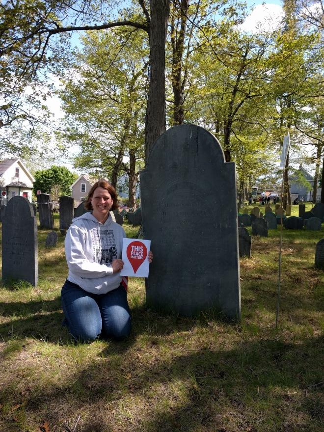 Jacob Gould's Grave