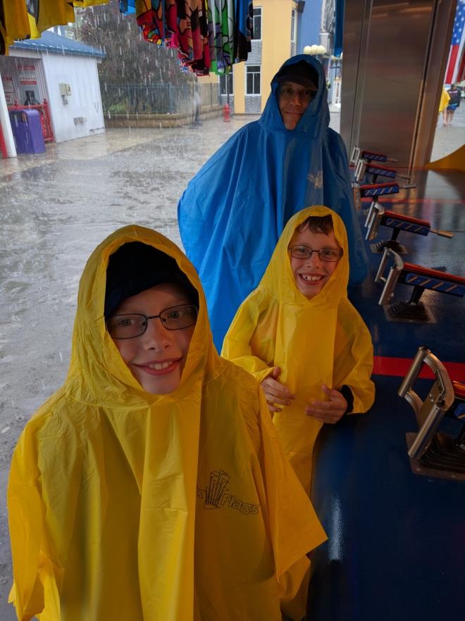 Legit downpour