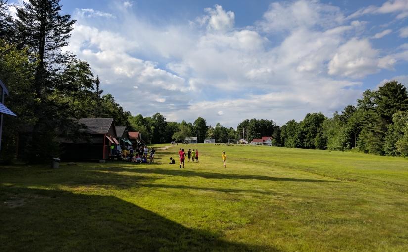 Church Camp – a loveletter