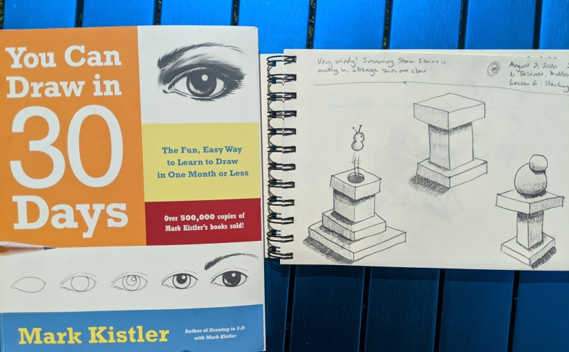 Learn to draw in 30 days